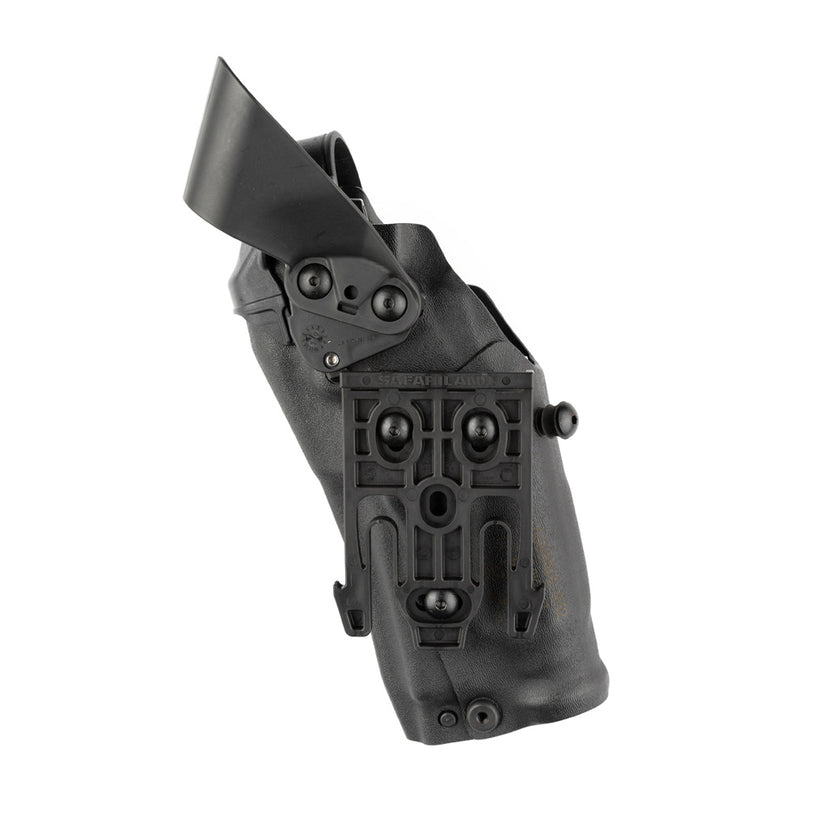 "6365RDS - ALS®/SLS Low-Ride Duty Holster with 2"" Belt Loop & Quick Locking System - Safariland"