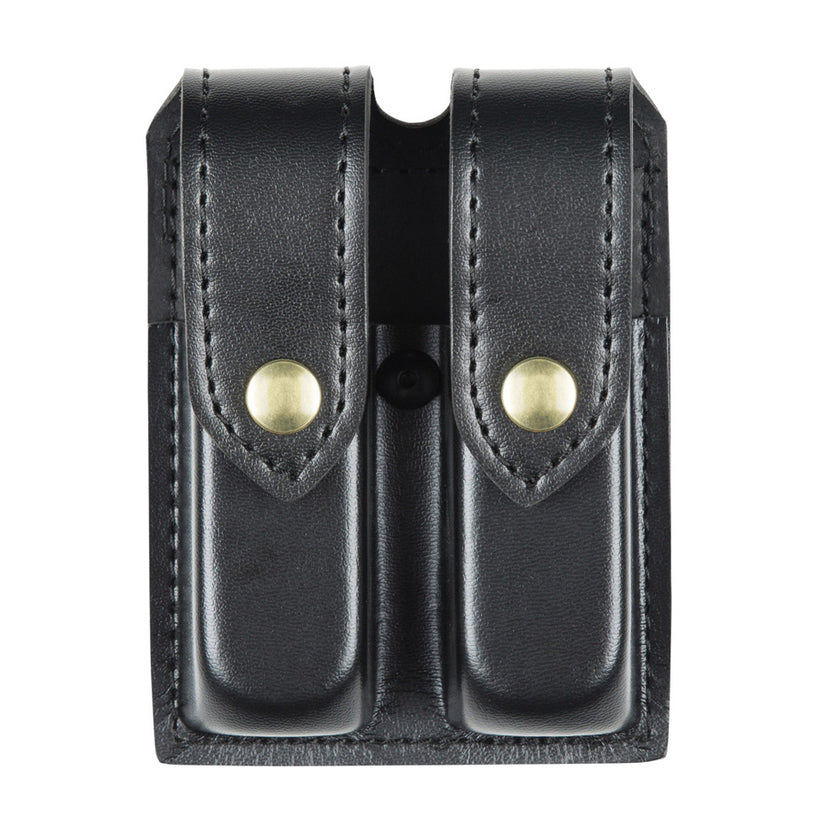 Model 77 Double Magazine Pouch Brass Snap