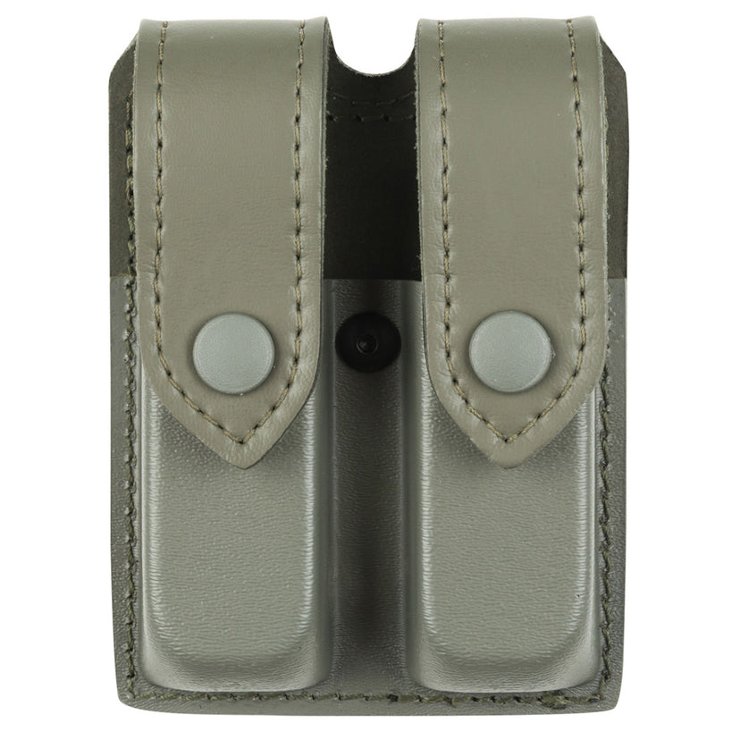 77 - Double Magazine Pouch Colored Snap - Safariland