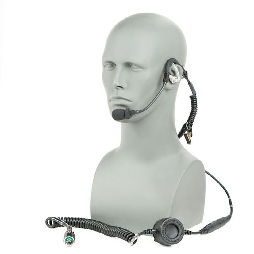 TACK 2 Tactical Assault Communication Headset with PTT - Safariland