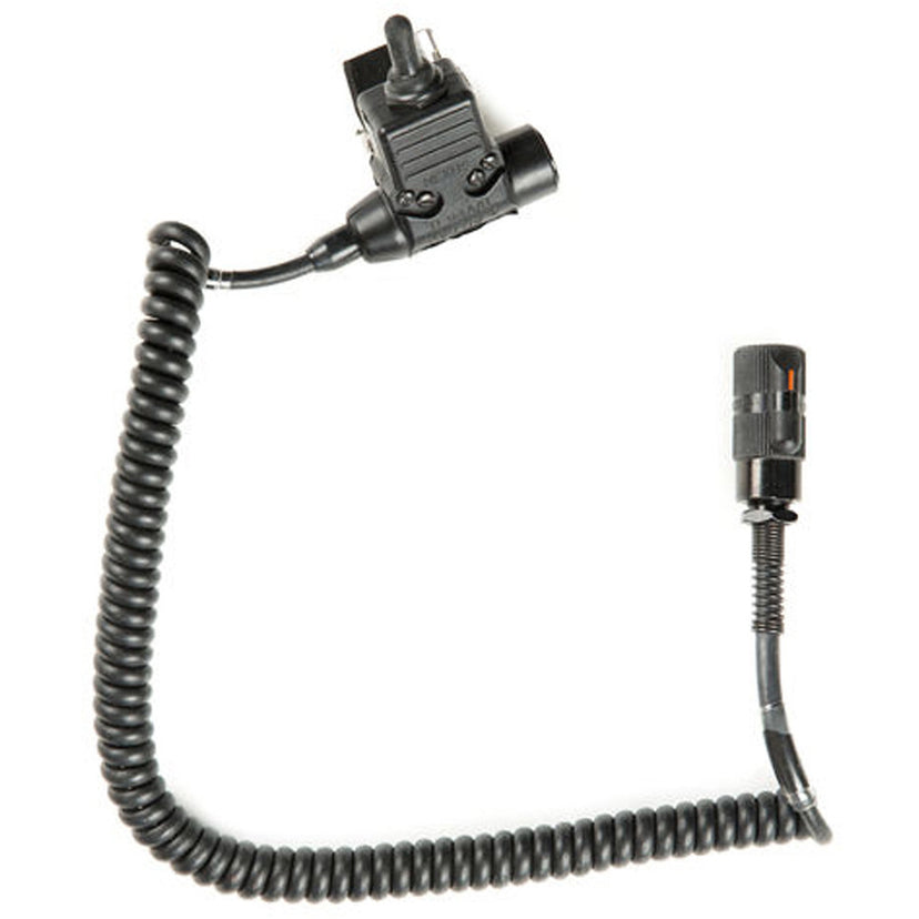 U-94 (M9177) Tactical PTT for VIC3 Vehicular Intercom Systems - Safariland