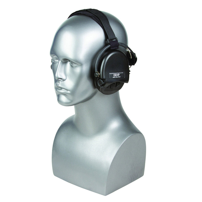 DEHP - TCI's Digital Electronic Hearing Protection - Safariland