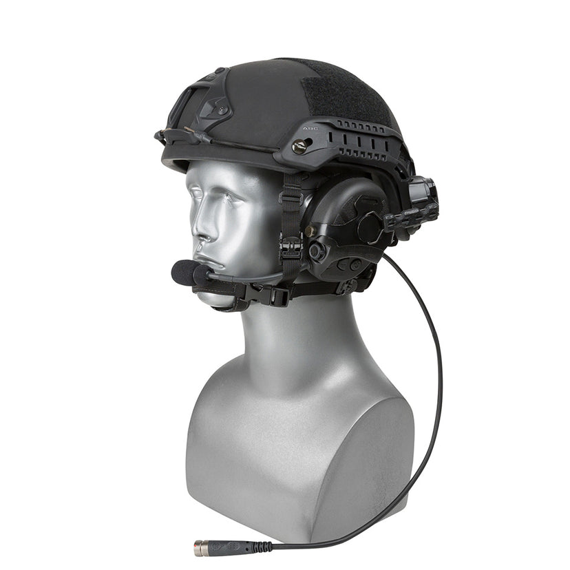 LIBERATOR®  V ADVANCED DUAL COMMUNICATIONS HEADSET