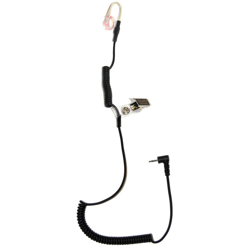 TACT-LITE™ Earpiece System For Motorola COMMANDER / Emergency Remote Speaker Microphones