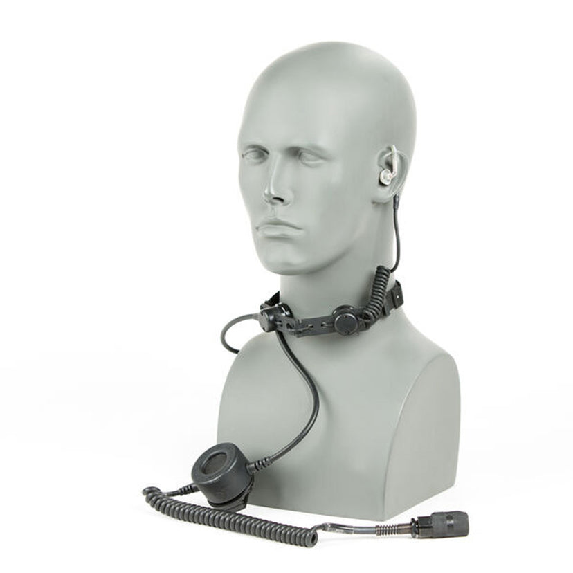 Tactical Throat Microphone System Gen 3 - Safariland