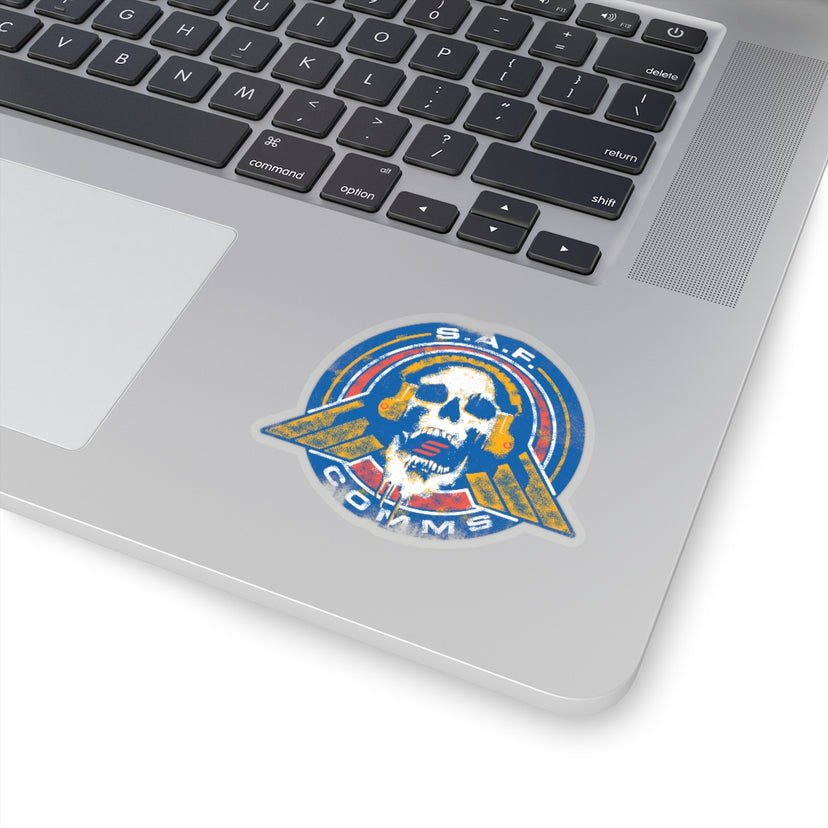 Safariland® Communications Sticker