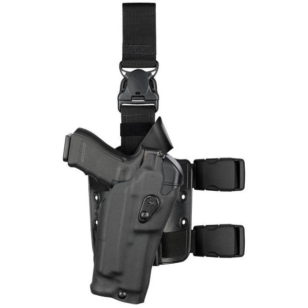Model 6385RDS ALS® OMV Tactical Holster w/ Quick Release Leg Strap - Safariland