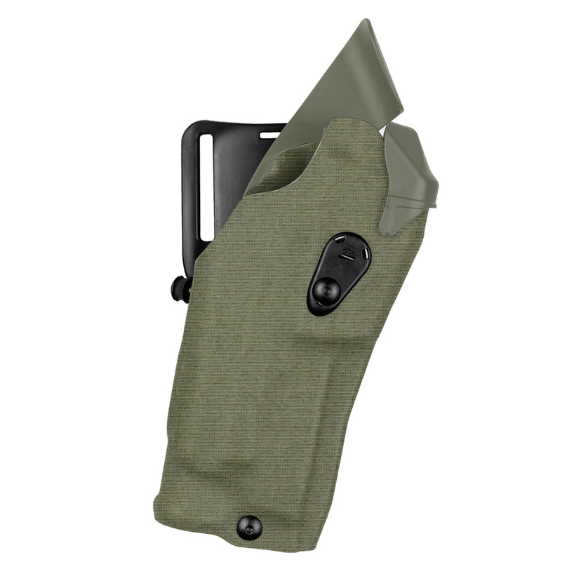 Model 6390RDS ALS® Mid-Ride Level I Retention™ Duty Holster - Safariland
