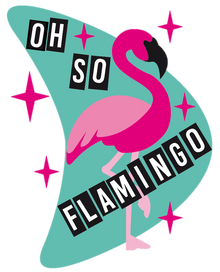 Oh So Flamingo