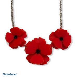 Pre-Order Poppy Necklace
