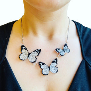 Flutterby Necklace