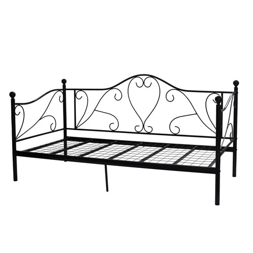 Heart Scroll Meal bed