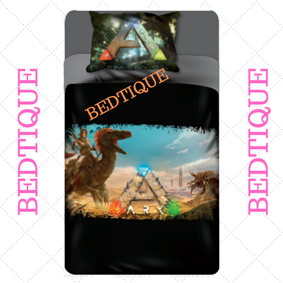 Ark Duvet Set - Custom Print