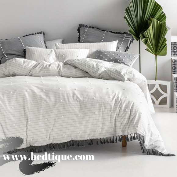 Anya Duvet Cover & Pillowcase Set