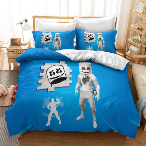DJ Mello Duvet Cover And Pillowcase Set