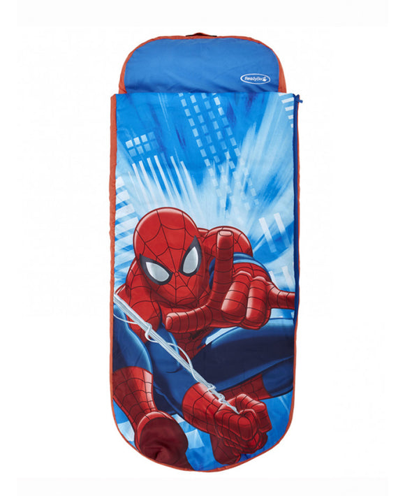 Spider-Man Junior Ready Bed - All-in-One Sleepover Solution