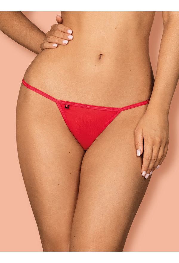 Giftella Red Thong