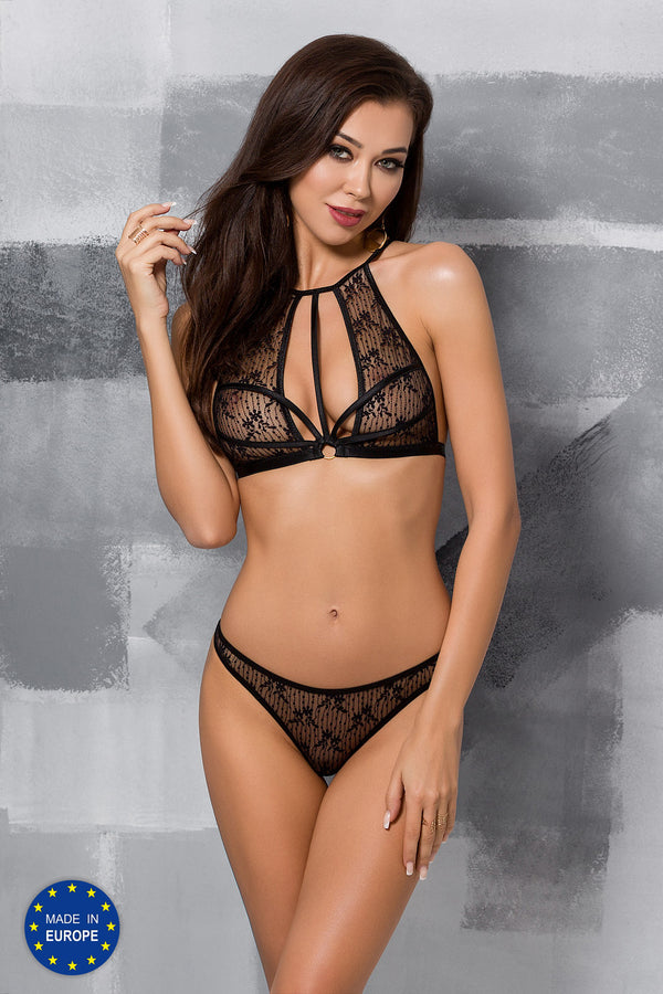 Jade 2 Piece Lace Lingerie Set