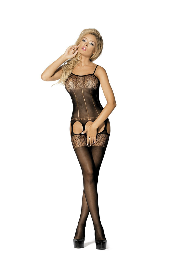 Let's Duck Unspoken Pleasure Bodystocking
