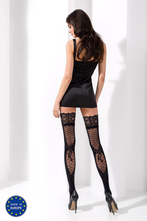 ST025 Black Hold Ups