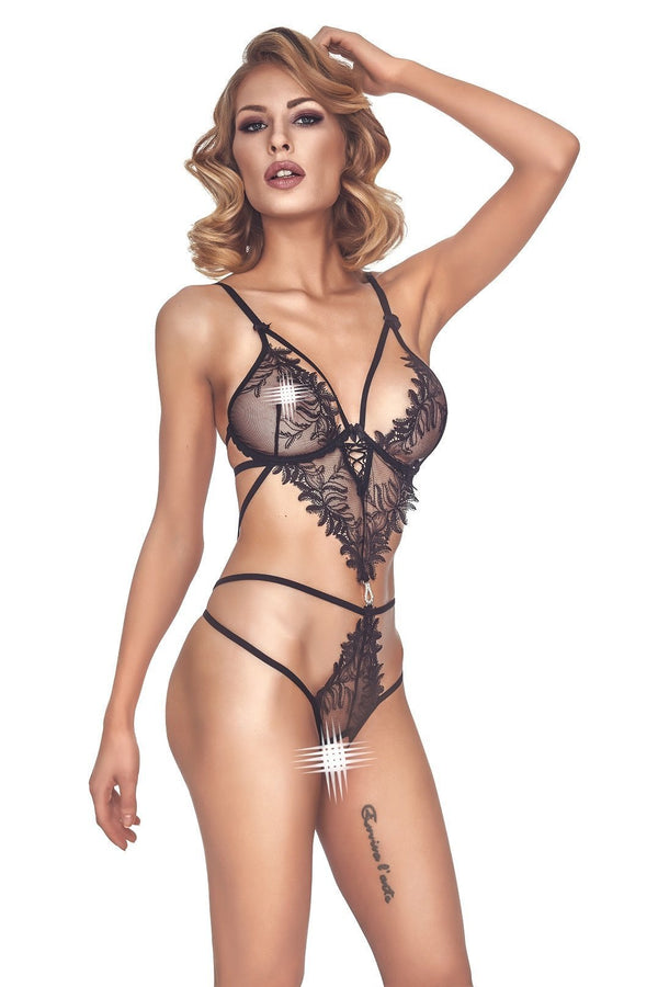 Anais Body UK 8-10 / Black Helike Body