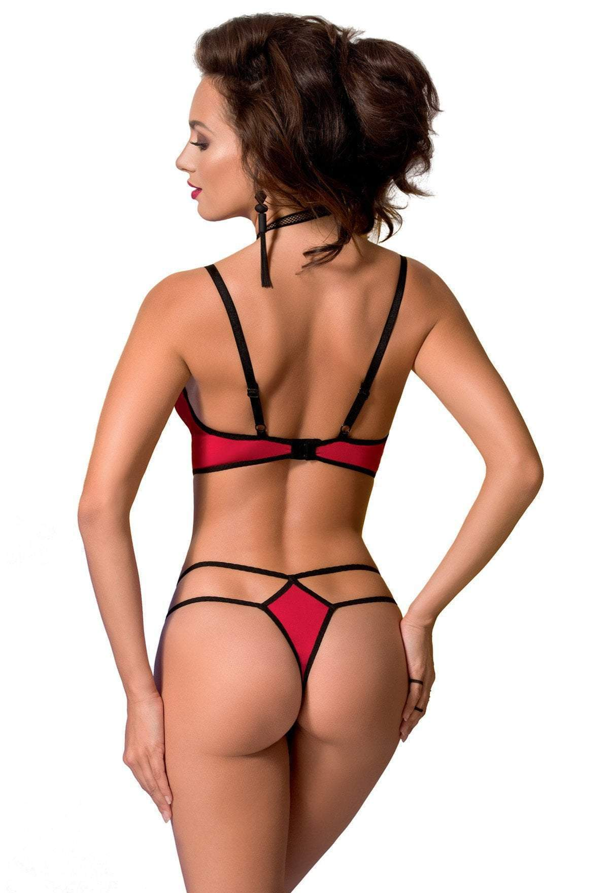 Avanua Body Coline Body Red Back