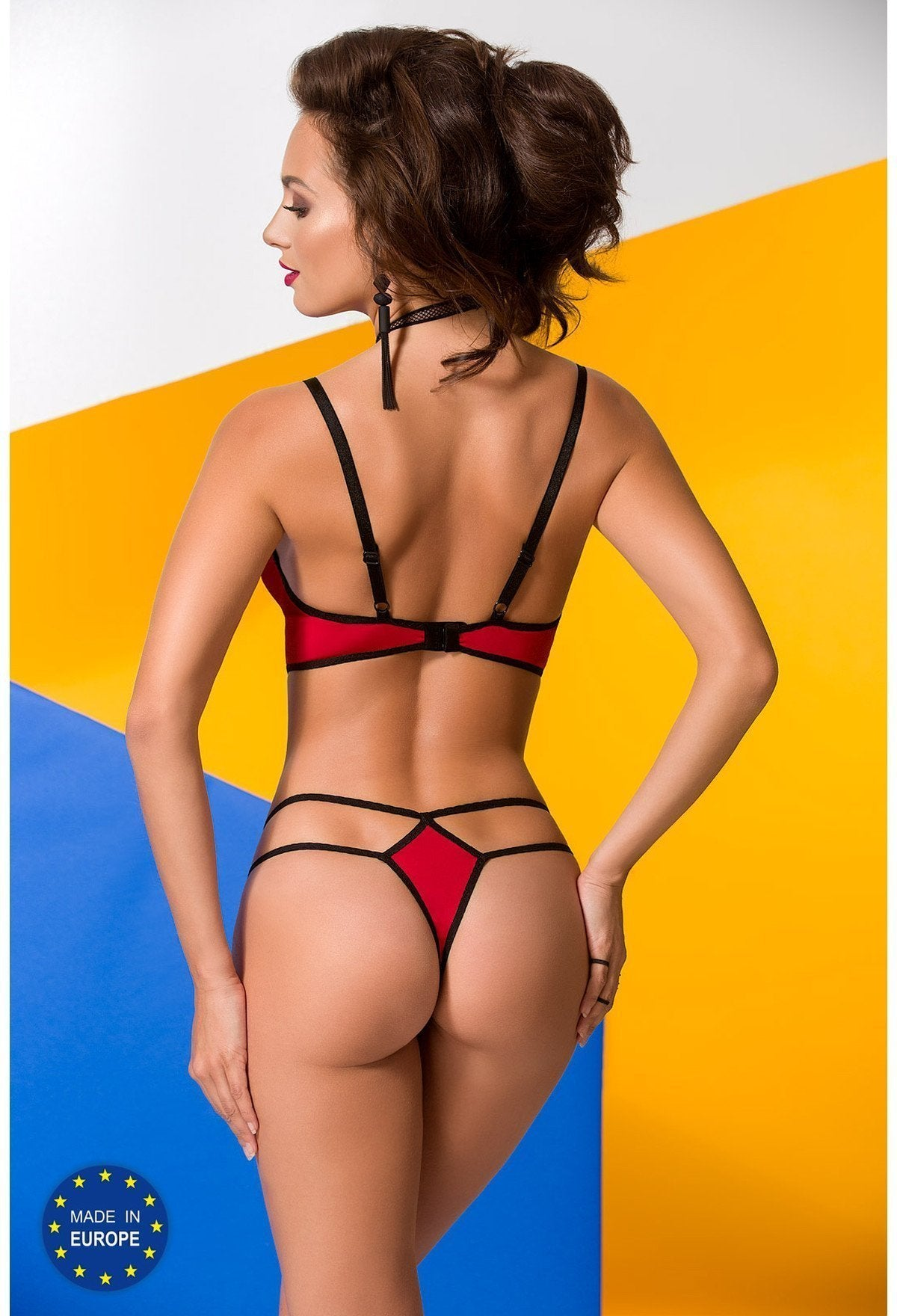 Avanua Avanua Body Coline Body Red