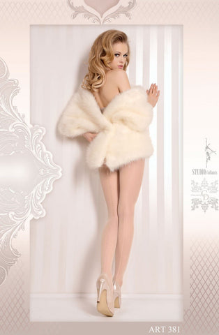Ballerina Tights Ballerina 381 Tights White