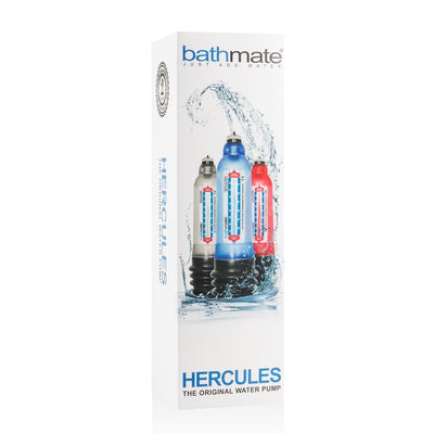 Bathmate Penis Pump Red Bathmate Red Hydro 7 Penis Pump