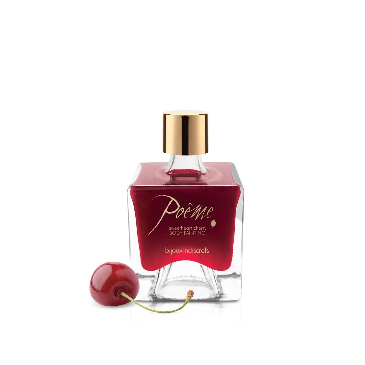 Bijoux Indescrets body paint Poeme Sweetheart Cherry Set - Body Paint