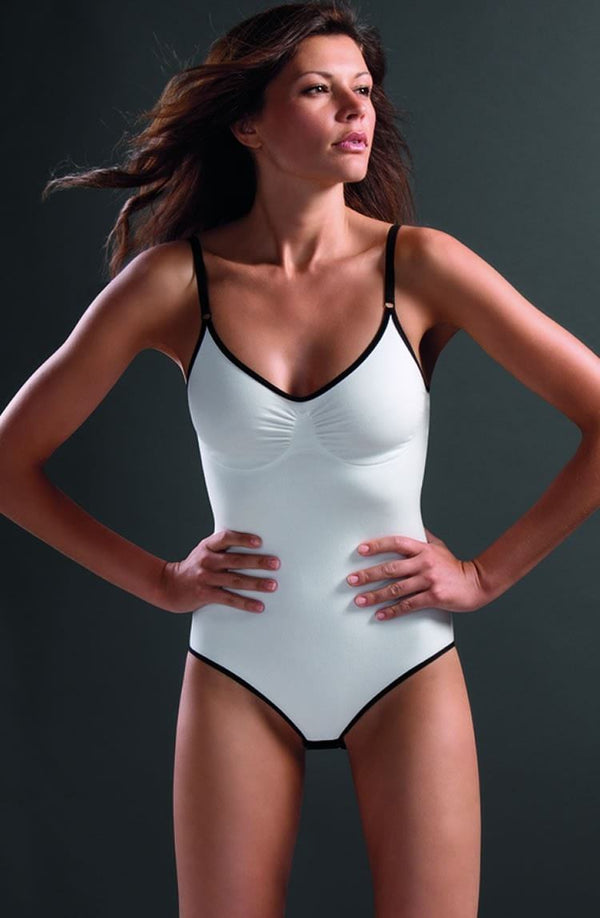 control body Control Body Bodysuit Control Body Cotton Bodysuit  - Firm Support Skin