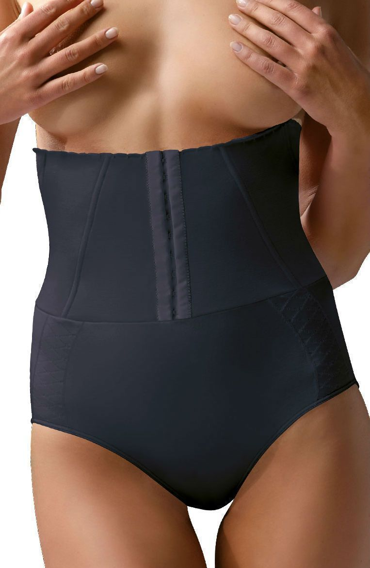 control body Control Body Brief UK 10-12 / Black Copy of Control Body Black Corset Brief - Firm Support