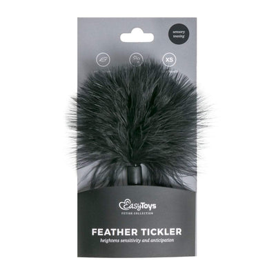 Easy Toys Fetish Collection Tickler Small Tickler - Black