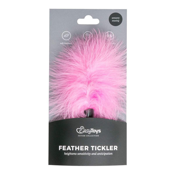 Easy Toys Fetish Collection Tickler Small Tickler - Pink