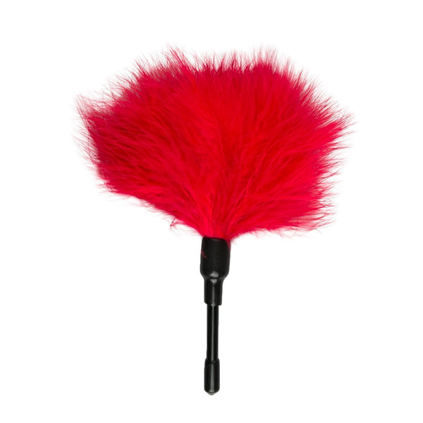 Easy Toys Fetish Collection Tickler Small Tickler - Red