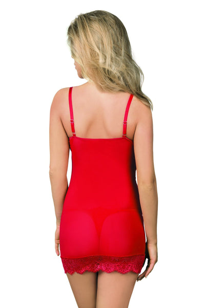 Excellent Beauty Chemise UK 8-10 / Red Red Chemise