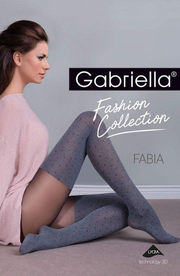 gabriella gabriella tights Fabia Grey Tights