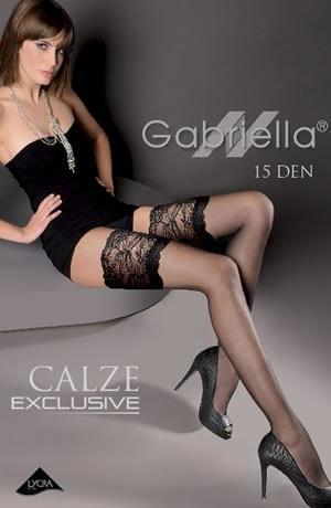 Gabriella Calze Exclusive Hold Ups - Divas Closet