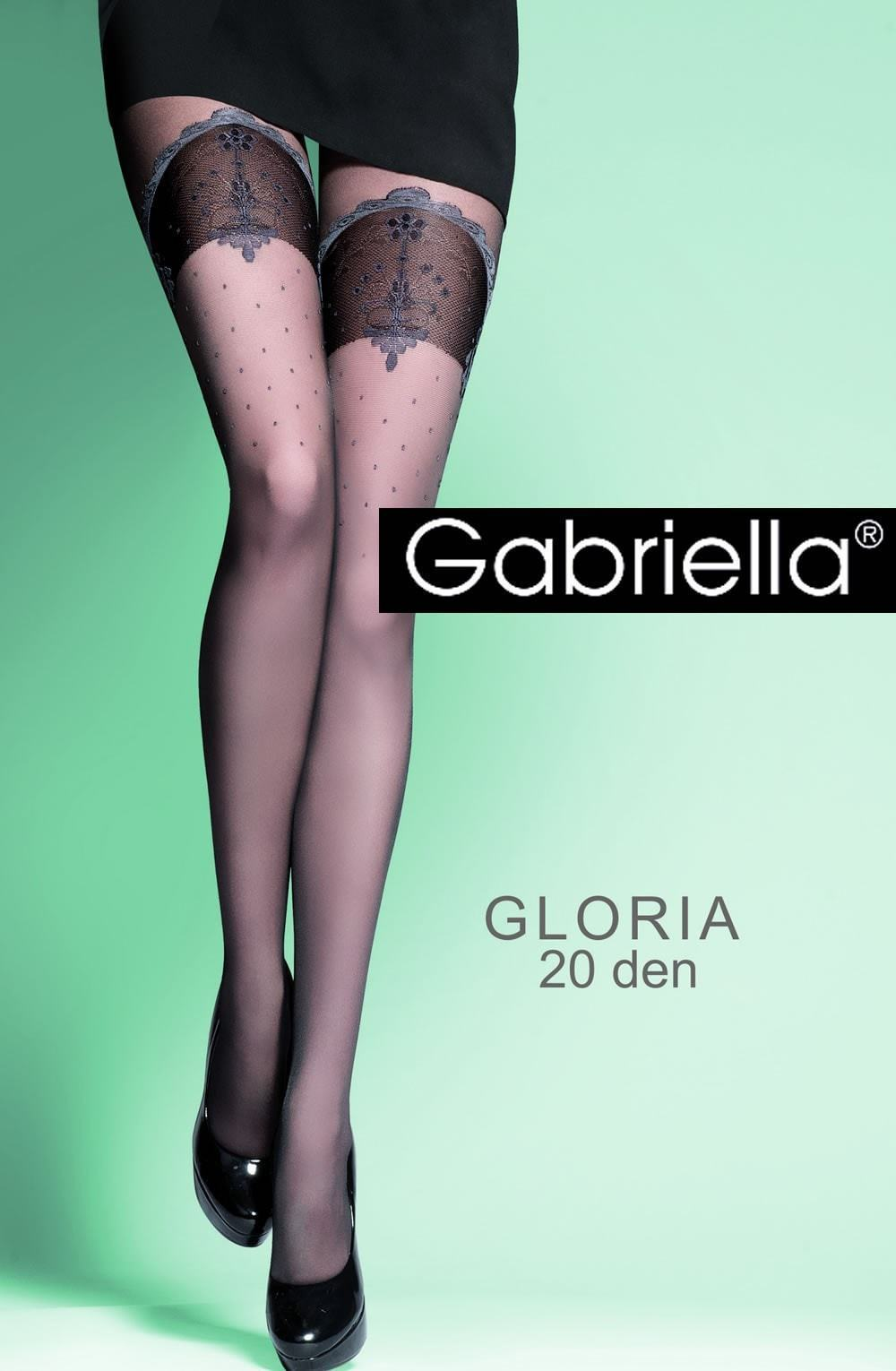 Gabriella Gloria Tights - Divas Closet