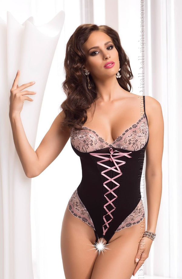Irall Erotic Willow Crotchless Body - Divas Closet