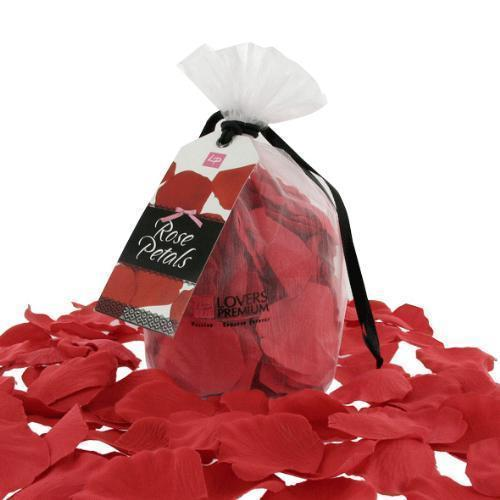 Lovers Premium Rose Petals Red Rose Petals