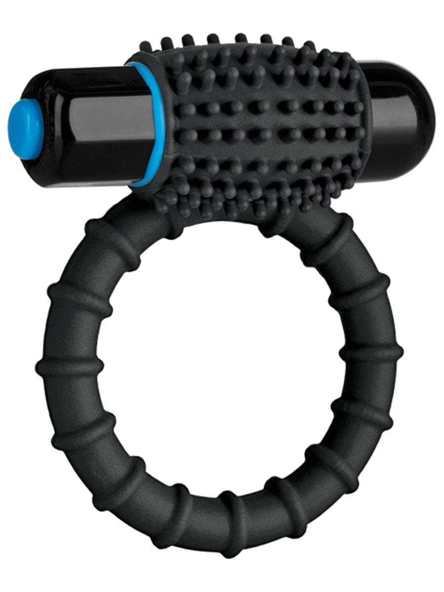 OptiMale vibrating cock ring Vibrating Cock Ring - Black