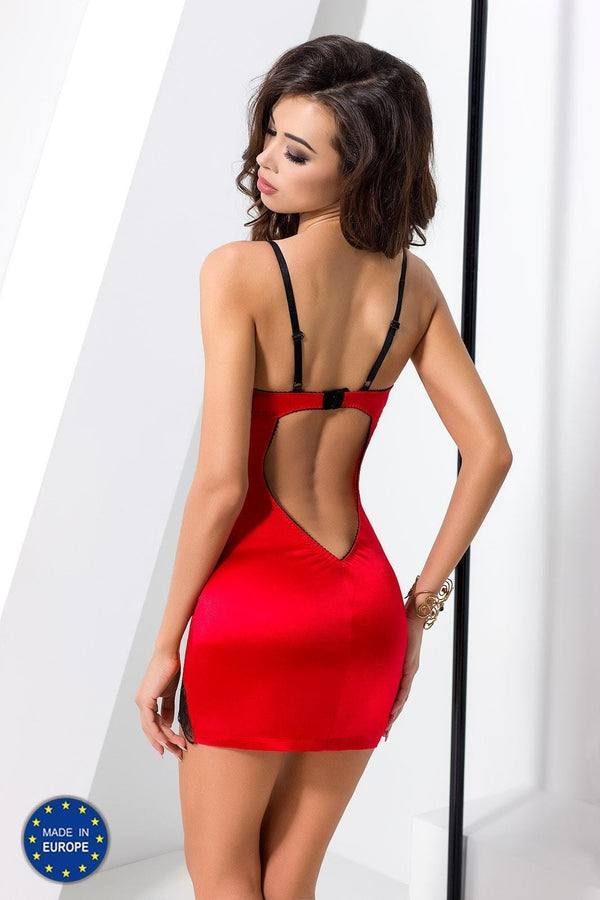 Brida Chemise by Passion Red - Divas Closet