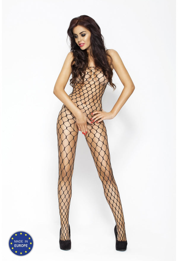 Passion Bodystocking BS001 Black