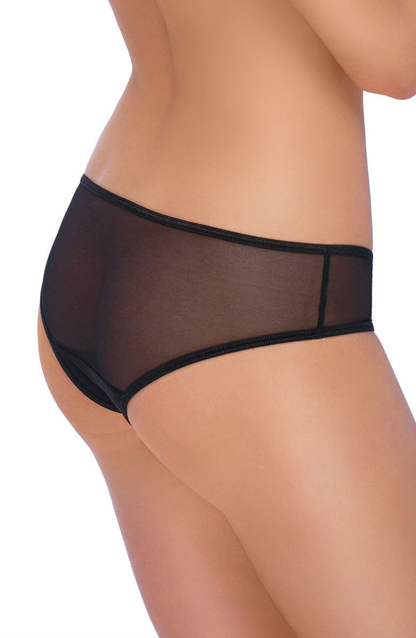 Roza Lingerie Amaranta Black Brief Back