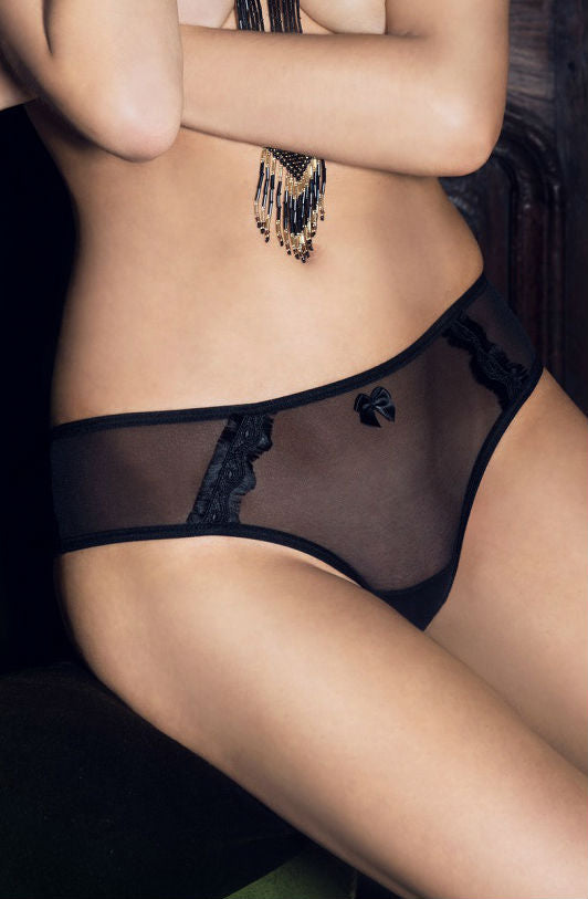 Roza Lingerie Amaranta Black Brief
