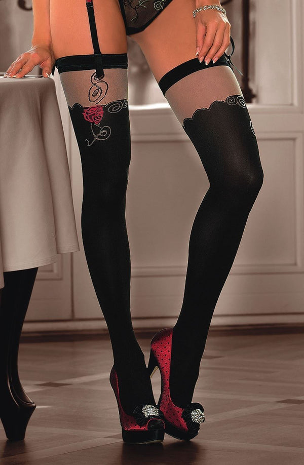Roza Rufina Stockings - Divas Closet
