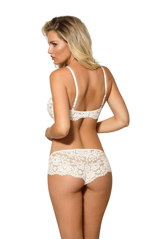 Roza Newia Ivory Brief Back