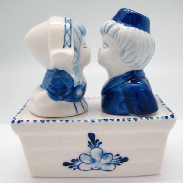 Collectible Pepper and Salt Shakers: Boy & Girl - Collectibles, Dutch, Home & Garden, Kitchen Decorations, S&P Sets, Tableware, Under $10 - 2 - 3