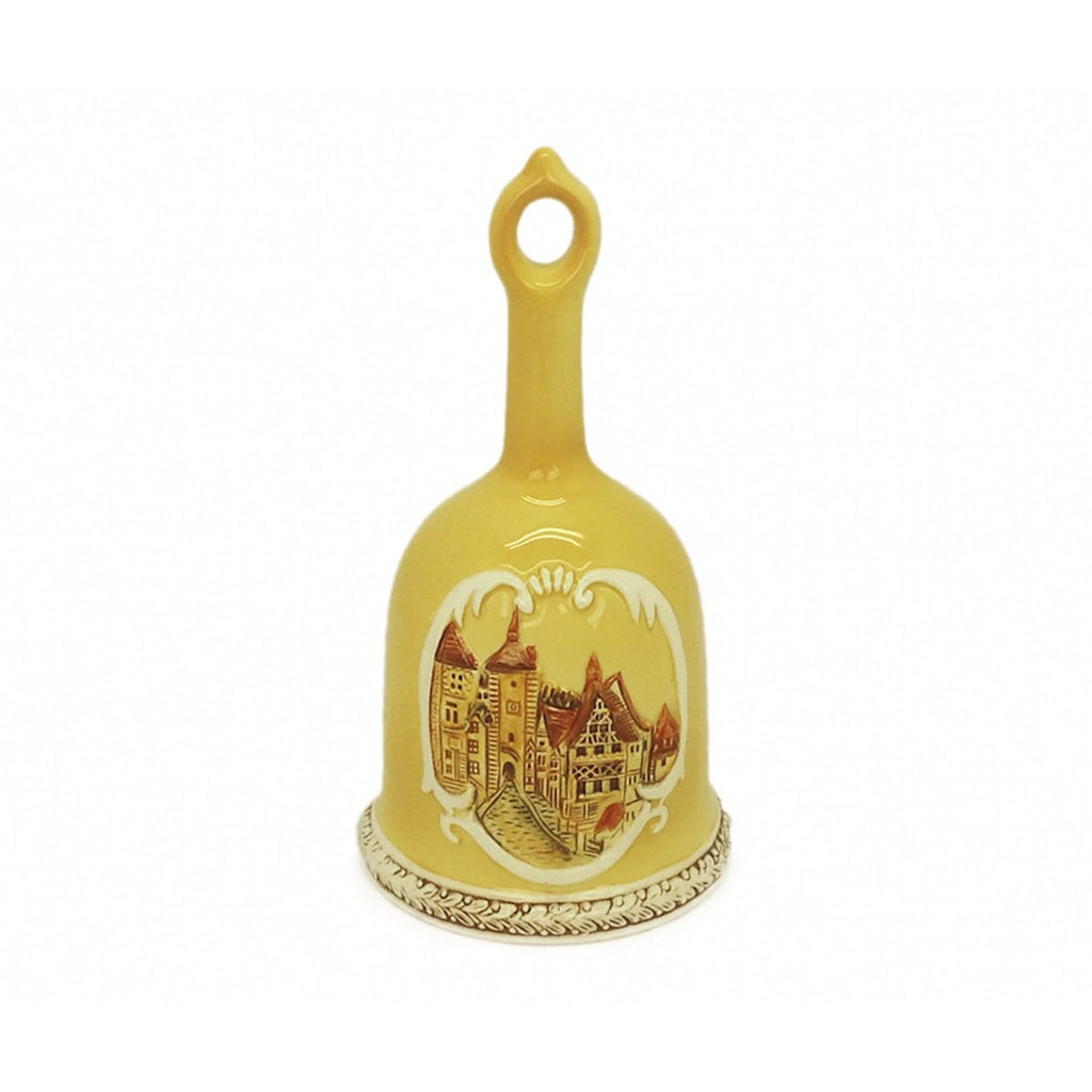 D511: EMBOSSED BELL:EURO VILLAGE